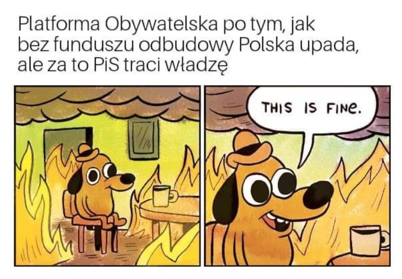 """Poznań: pikieta """"niezadowolonych wyborców"""" pod biurem Lewicy, wśród protestujących członkini PO xD"""