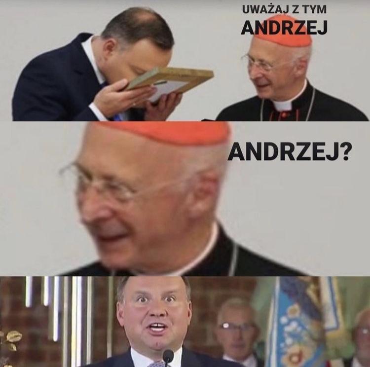 Andrzej Duda mówi, że nie kojarzy Żulczyka i do niedawna nie wiedział, że ktoś taki istnieje