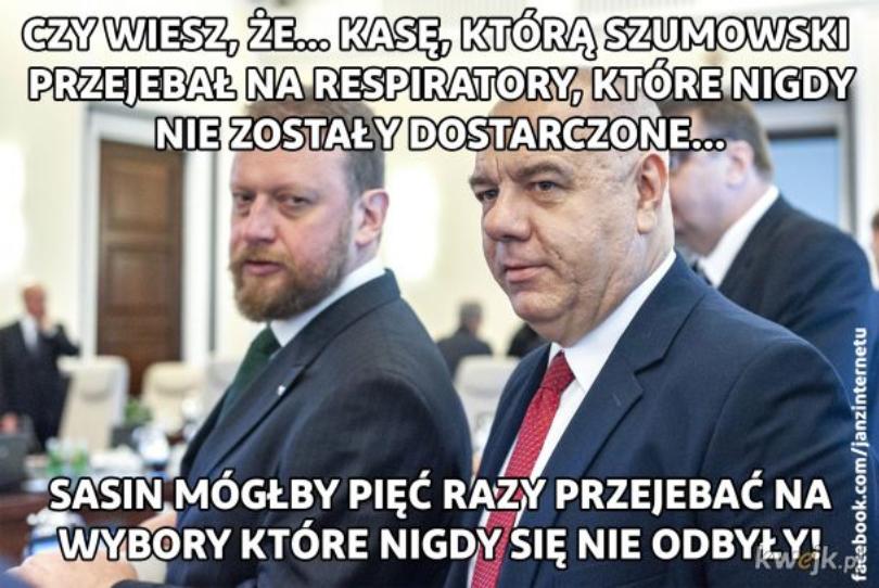 Ziobro mówi, że prokuratura postawi zarzuty Leszkowi Cz. i może nawet wyda list gończy