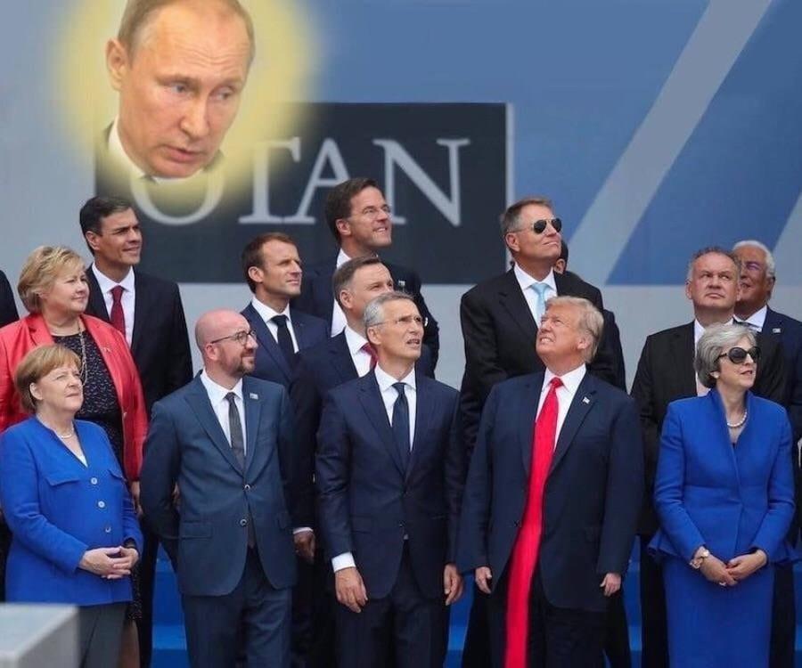 Jean-Claude Juncker zataczał się podczas szczytu NATO. Znowu pijany?