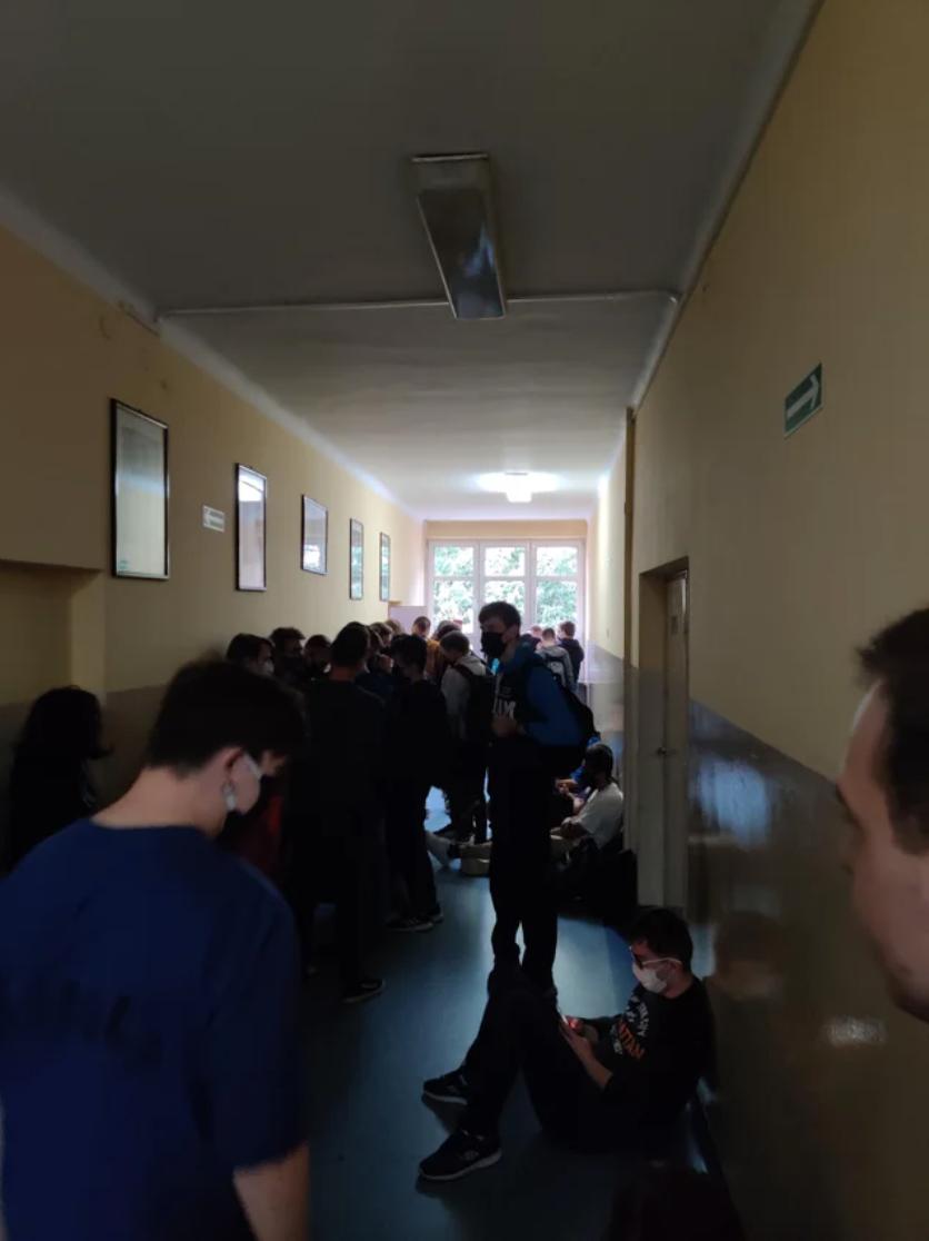 W polskich szkołach normy sanitarne zachowane
