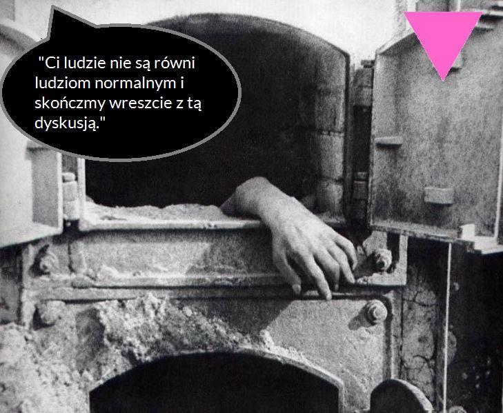 Poseł PiS o LGBT: Ci ludzie nie są równi ludziom normalnym i skończmy wreszcie z tą dyskusją