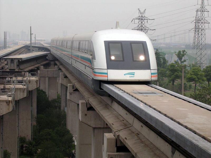 Chiny prezentują superpociąg, prędkość do 600 km/h