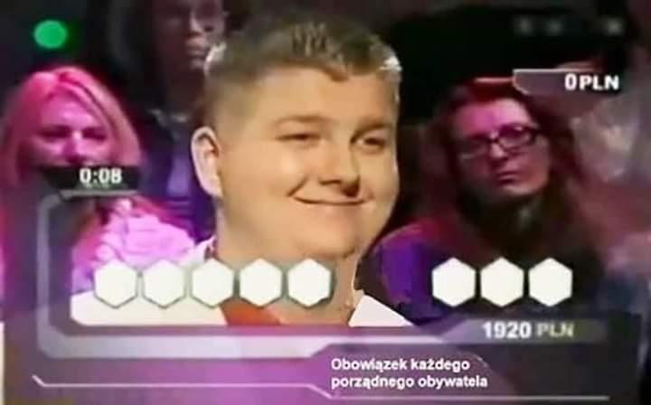 Andrzej Duda podpisał kartkę z***** ***, czym symbolicznie wsparł Ruch Ośmiu Gwiazd