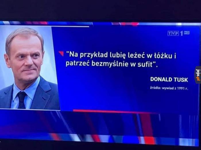 """Tusk zapowiada, że jest gotowy na wszystko """"żeby przywrócić ład demokratyczny w Polsce"""""""