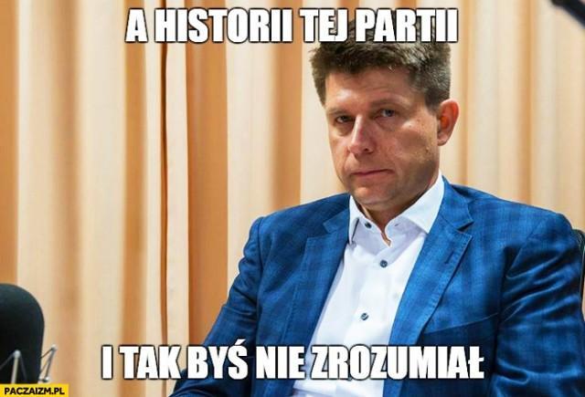 """Co słychać u Petru: """"prowadzę różnego rodzaju działania"""", ocenia rząd PiS jako mentalny powrót do PRL"""