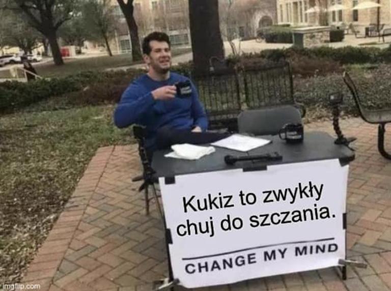 Paweł Kukiz dość jednoznacznie krytykowany