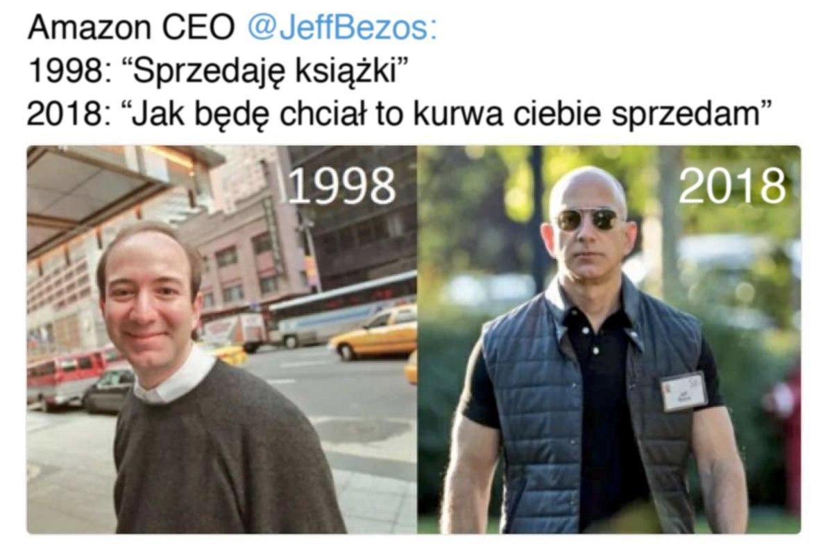 """Lekarz o pracownikach polskiego Amazona: """"Zgłaszają się z krwawiącymi ranami stóp, owrzodzeniami"""". A Bezos ma już 150 miliardów"""