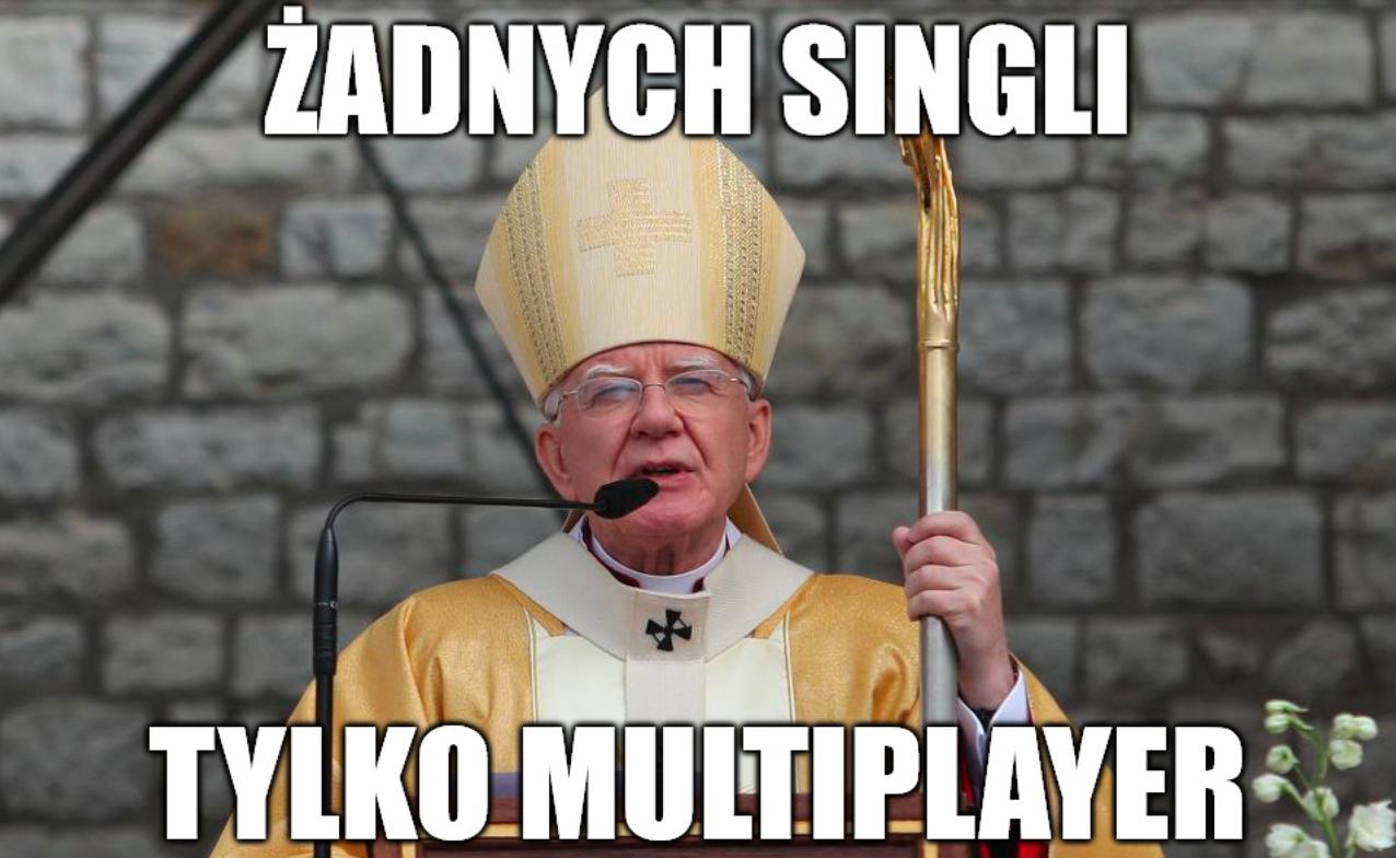 Biskup Jędraszewski do niebezpiecznych ideologii dodał ideologię singli