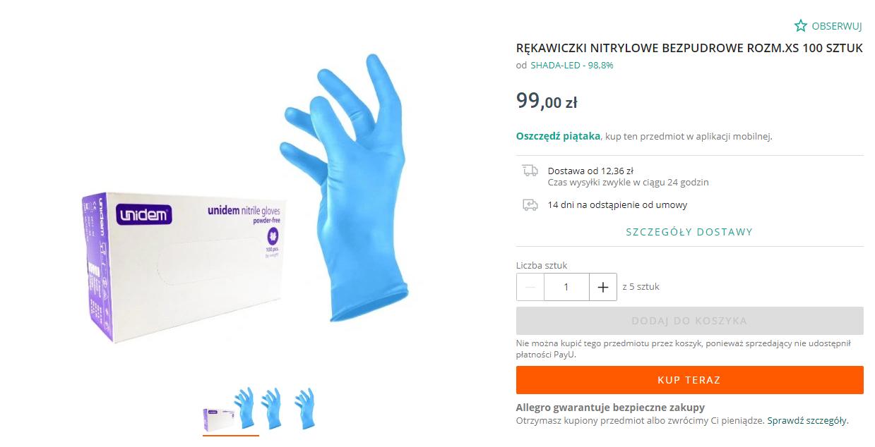 """Toruń: starsza pani przyszła na SOR z zakupami """"podzielić się swoją trzynastką"""""""
